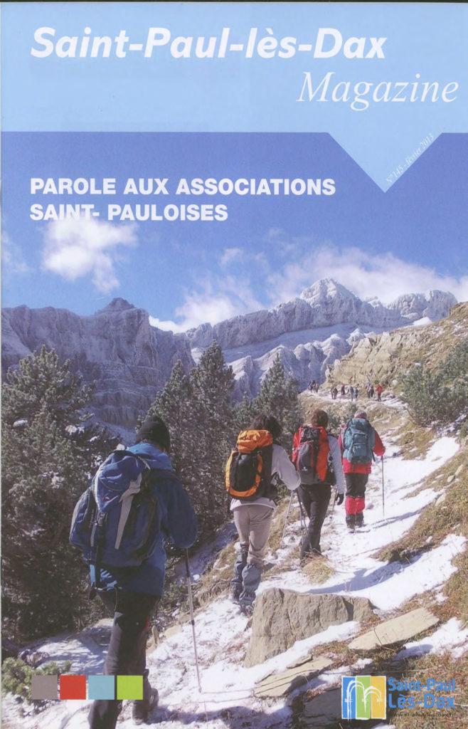 St Paul les Dax Magazine fevrier 2013